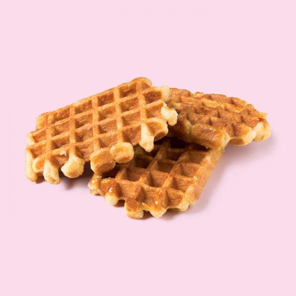 Verse Luikse wafel naturel van Pinky