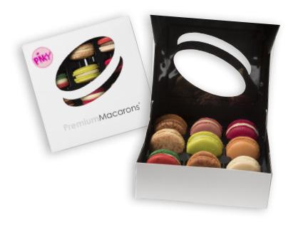 Pink & Sweet: kleurrijke macarons uit Maastricht