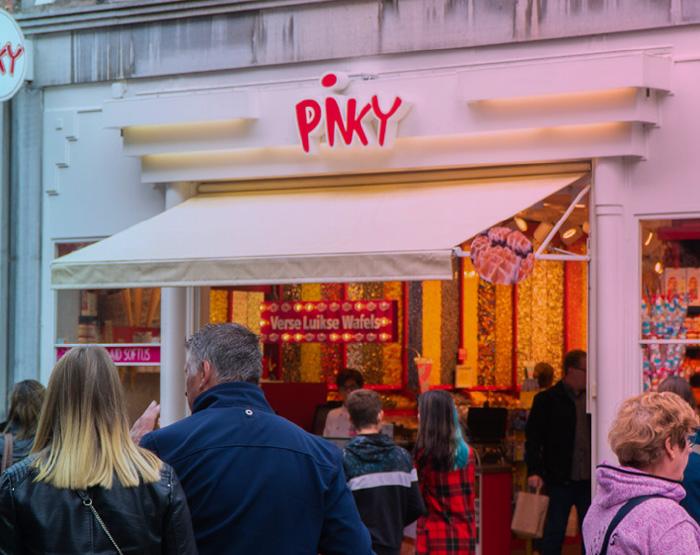 Pinkystore Maastricht